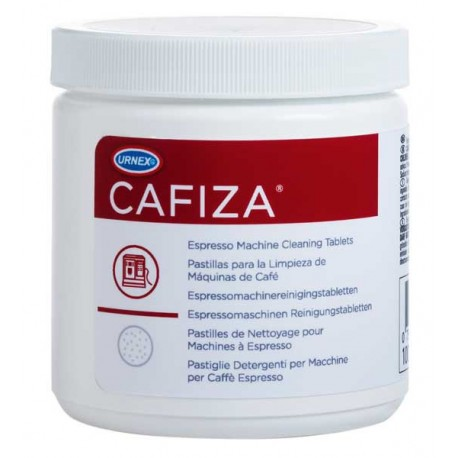 Urnex Cafiza - Tablets Cleaning Residues Brown