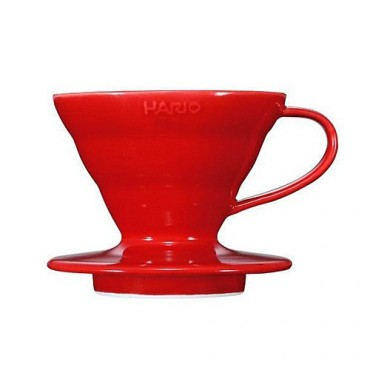 Hario Coffee Dripper V60 02 Red