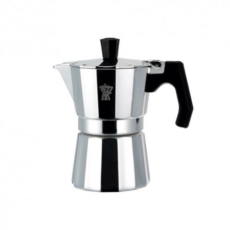 Pezzetti Luxexpress Moka Espresso Coffee Maker 1 Cup