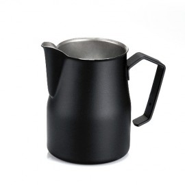 Motta Milk Pitcher Europa Μαύρη 350ml