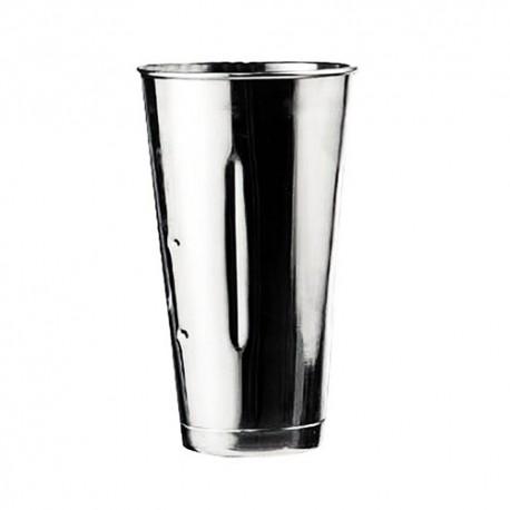 Artemis Ανοξείδωτο Κουμπωτό Ποτήρι Φραπιέρας 900ml