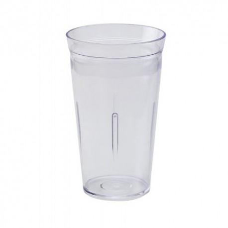 Artemis Κουμπωτό Πλαστικό Ποτήρι Φραπιέρας 900ml