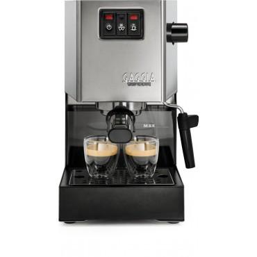 Gaggia Classic Inox Οικιακή Μηχανή Espresso RI9403/11