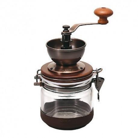 Hario Canister C Χειροκίνητος Μύλος Άλεσης Καφέ