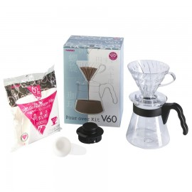 Hario V60 Pour Over Kit 700ml