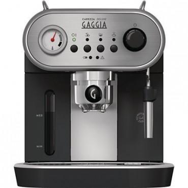 Gaggia Carezza Deluxe Home Espresso Machine RI8525