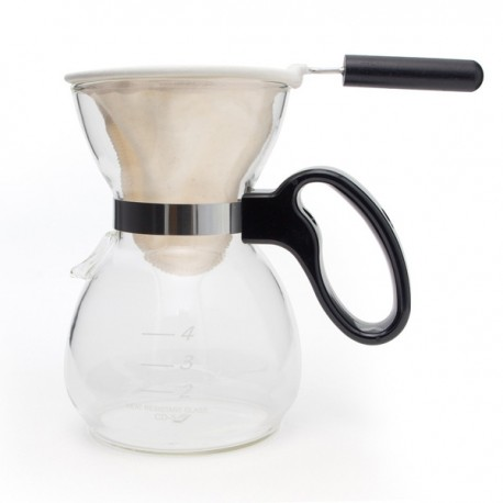 YAMA CD-5 Pour Over Brewing Coffee