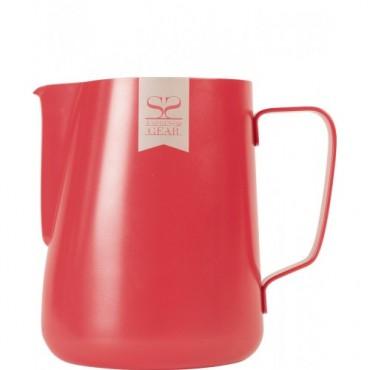 Espresso Gear Milk Pitcher Red 350ml