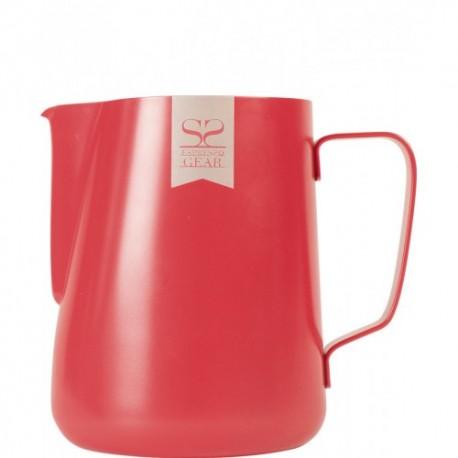 Espresso Gear Γαλατιέρα Κόκκινη Mat 350ml
