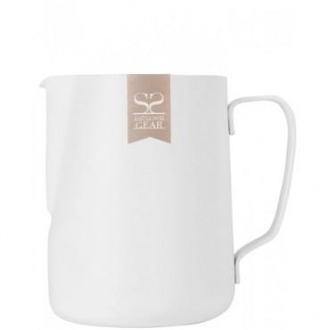 Espresso Gear Γαλατιέρα Λευκή Mat 350ml