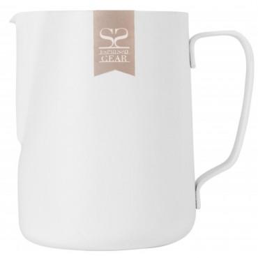 Espresso Gear Γαλατιέρα White Mat 600ml