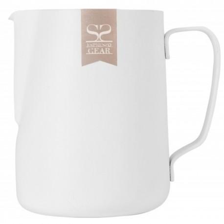 Espresso Gear Milk Pitcher White 600ml