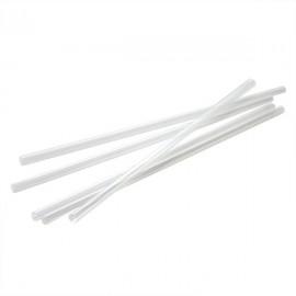 Καλαμάκια Freddo Λευκά 18cm Χύμα  - 1000 τεμ