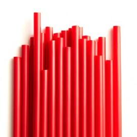 Freddo Straws Red 18cm 1000 pcs