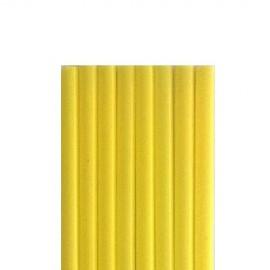 Freddo straws Yellow 18cm Bulk - 1000 pcs
