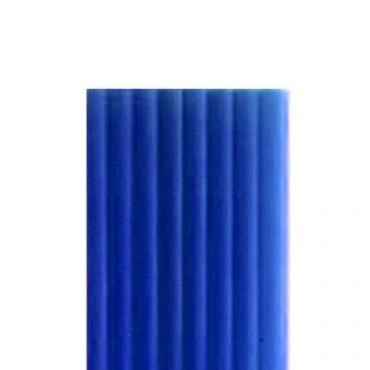 Freddo Straws Blue 18cm Bulk - 1000 pcs