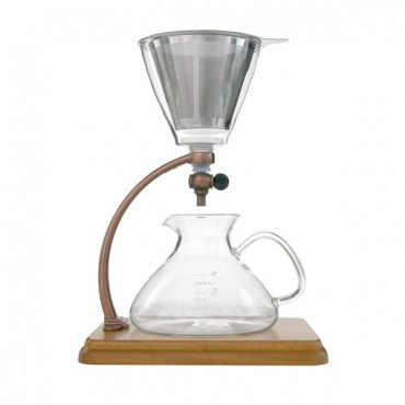 Yama CD-8 Brewing Filter Coffee Device