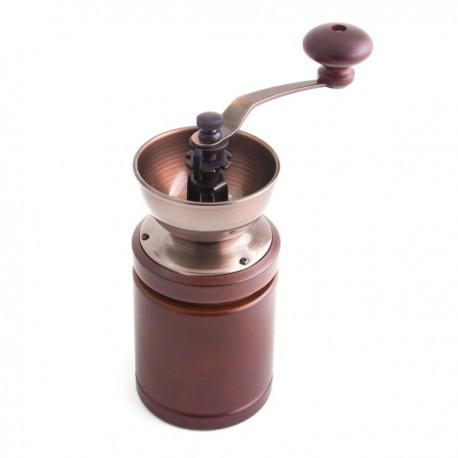 Yama KS-822 Ξύλινος Χειροκίνητος Μύλος Άλεσης Καφέ