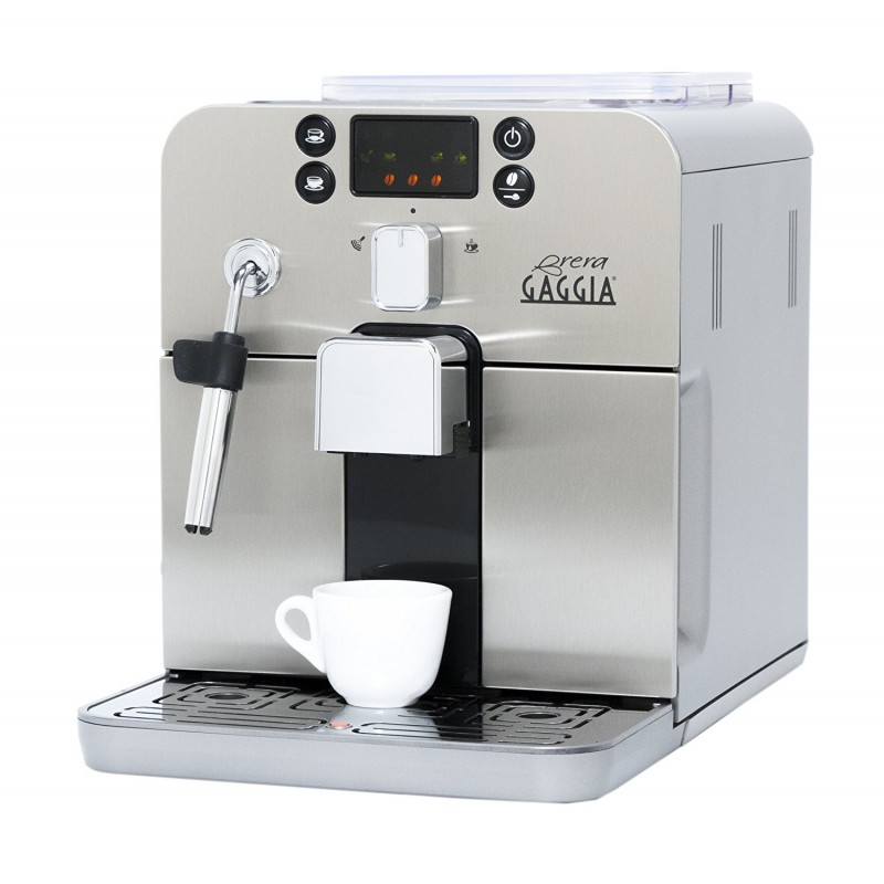 gaggia brera home espresso machine ri9305 11. Black Bedroom Furniture Sets. Home Design Ideas