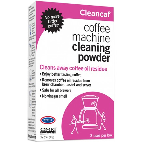 Urnex Cleancaf Home - Καθαριστικό Μηχανών Καφέ Οικιακής Χρήσης