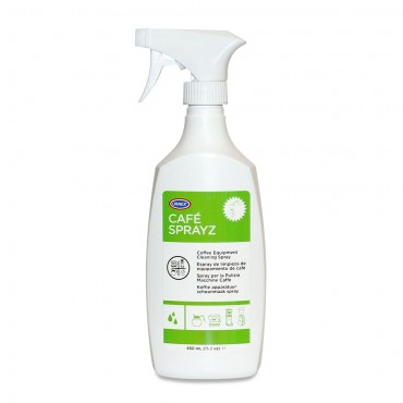 Urnex Sprayz Σπρέι Καθαρισμού Εξοπλισμού Καφέ 450ml