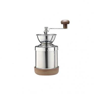 Tiamo Μεταλλικός Μύλος Άλεσης Καφέ