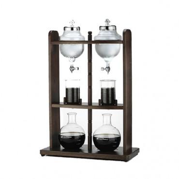 Tiamo Ξύλινο Cold Brew Water Coffee Dripper 20 Κούπες
