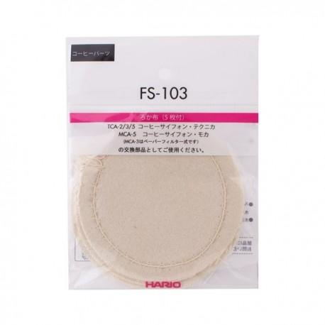 Hario Syphon Filter Fabric (FS-103)