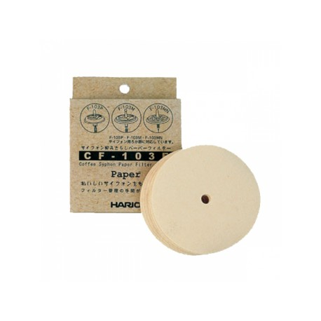 Hario Syphon Paper Filters 100 Pack