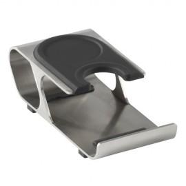 Joe Frex Tspu Tamper Stand Stainless Steel