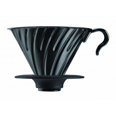 Hario Dripper V60 02 Metallic Black
