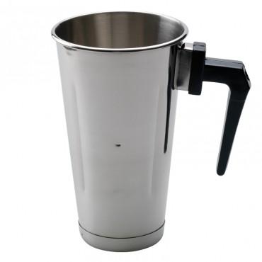 Artemis Ανοξείδωτο Ποτήρι Φραπιέρας Με Χερούλι Freddo 900ml
