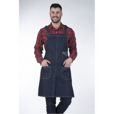 Barista Tools Unisex Jean Unisex With Aprons