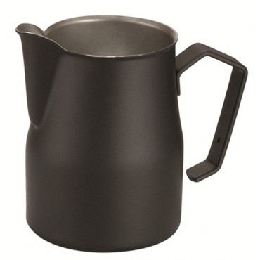Belogia MPT 140006 450ml Milk Pitcher Inox Thick  Black
