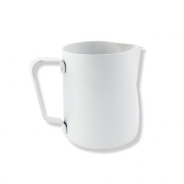 "Rhinoware Milk Pitcher ""STEALTH"" White 360ml"