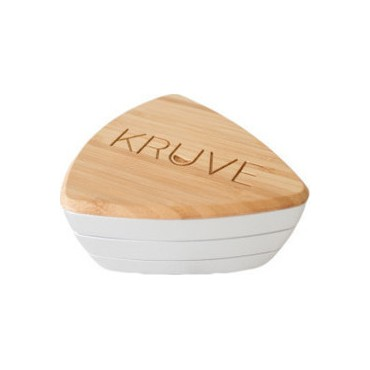 Kruve Sifters With 12 Sieves Silver