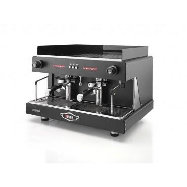 Wega Pegaso Opaque Evd 2 Group Μαύρη Αυτόματη Δοσομετρική Μηχανή Espresso
