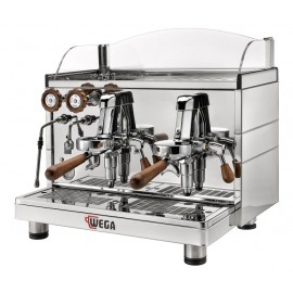 Wega Mininova Classic Ema  2 Group Ημιαυτόματη Μηχανή Espresso