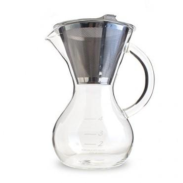 Yama Glass Cd-4 Συσκευή Εκχύλισης Καφέ Φίλτρου