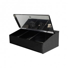 Coffee Box Small No3 Black