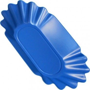 Rhinowares Blue Bean Tray (12pieces)