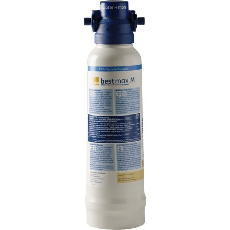 Water And More Bestmax M KIT - Head & Water Filter