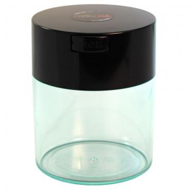 Δοχείο Αποθήκευσης Καφέ 2 Valve  Μαύρο/Διάφανο 250gr