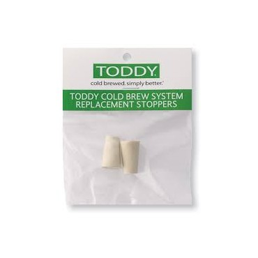 Toddy Home Rubber Stopper - Ελαστικό Πώμα  2 τμχ